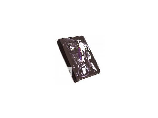 купить бу Чехол-книжка 7 дюймов с разворотом, уголки-резинка в Одессе