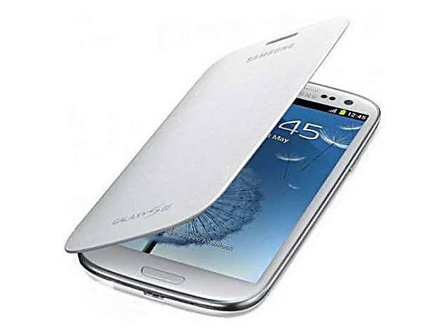 купить бу Чехол-книжка для Samsung i-9300 (S-3) в Киеве