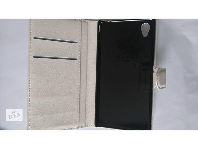 продам Чехол - книжка для Sony M4 Aqua E2312 бу в Стрые
