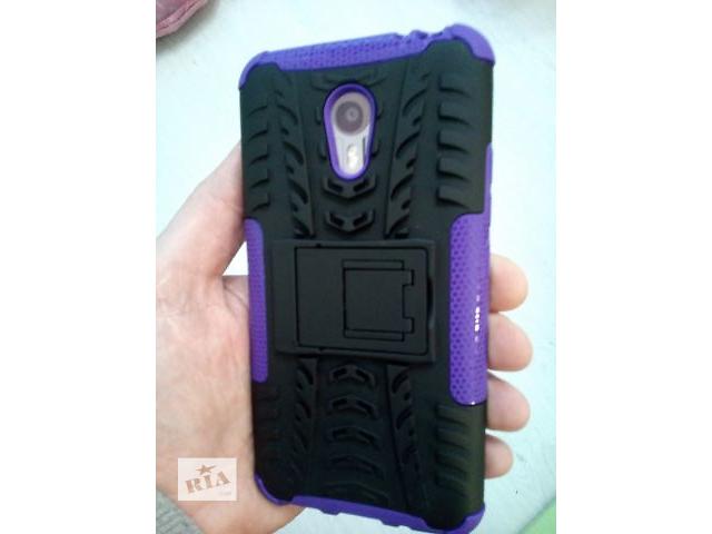 бу Чехол на Meizu M2 Note, Xiaomi Redmi Note 2 суперзащита, подставка. в Светловодске