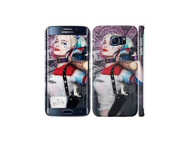"бу Чехол ""Отряд самоубийц"" для Samsung Galaxy S7 Edge G935F в Днепре (Днепропетровск)"