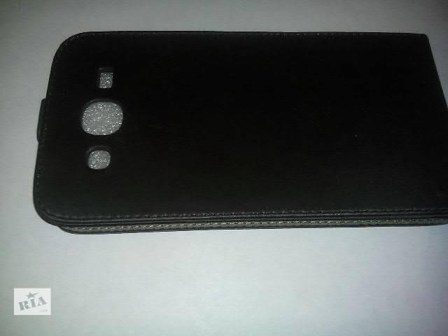 бу Чехол книжка флип Galaxy Mega 5.8 i9150 i9152 в Запорожье