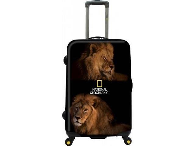 купить бу Чемодан 4-х колесный NATIONAL GEOGRAPHIC Lion BIG CATS N021HA.49;09 в Киеве