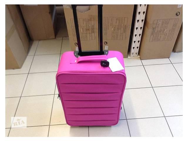 продам Чемодан дорожный для девушек и детей для авио перелетов бу в Днепре (Днепропетровске)