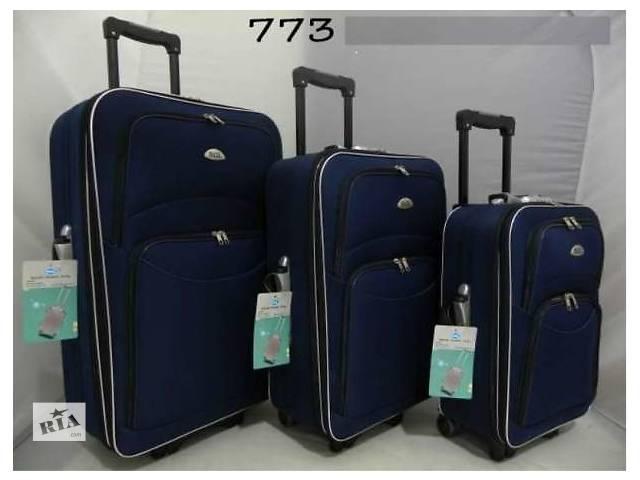 продам Чемодан дорожный сумка на колесах Poland плюс подарок бу в Запорожье
