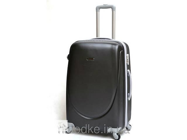 Чемодан сумка Bagia (cредний) черный- объявление о продаже  в Кропивницком (Кировограде)