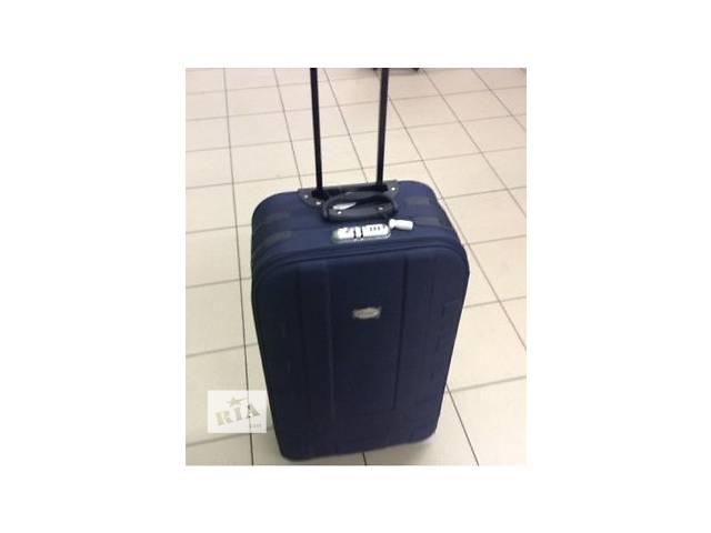 продам чемодан дорожная сумка Нидерланды PRO WORLD от 55 до 75 см бу в Запорожье