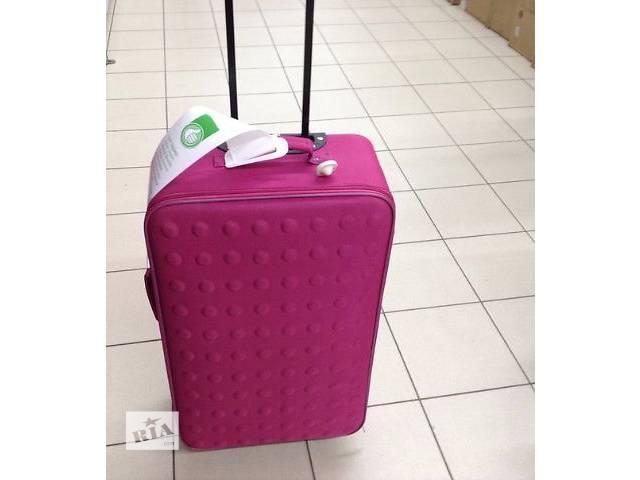 купить бу чемодан дорожный на 2-х колесах от 52 до 70 см в Запорожье