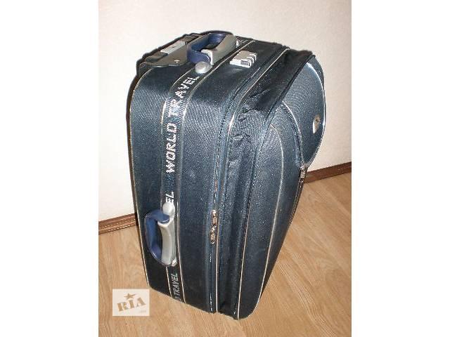 купить бу Чемодан World Travel63*43*23-28см в Гнивани