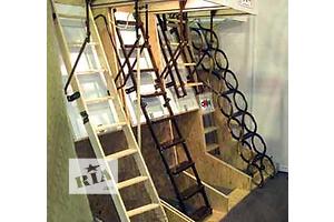Новые Чердачные лестницы