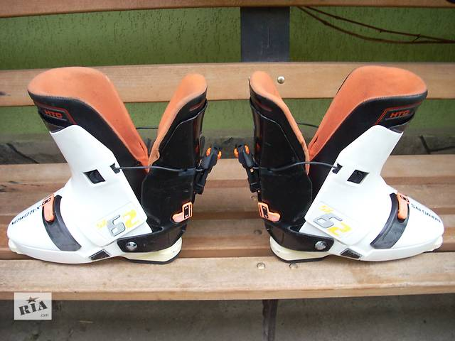 продам Ботинки для горных лыж, боти salomon sx 62 на размер 43 - 44р. бу в Дубно (Ровенской обл.)