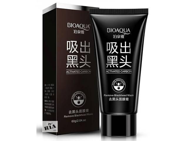 продам Черная маска Bioaqua на основе бамбукового угля  бу в Киеве