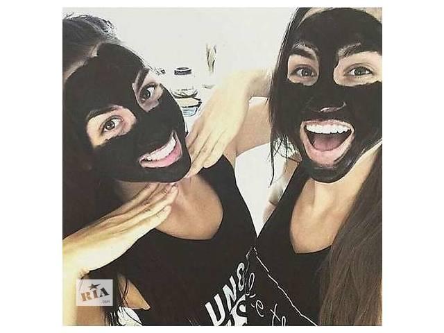 черная маска от черных точек китай afy