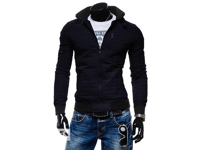 бу Черная стеганная куртка в Черкассах