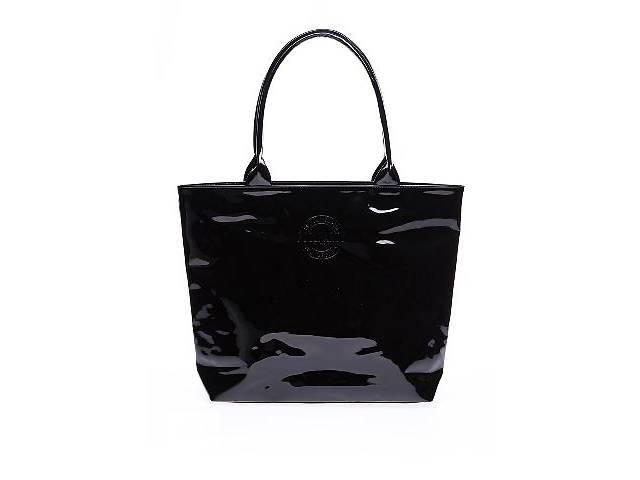 продам Черная лаковая сумка HARD CANDY (pool7-лак-черная) бу в Одессе