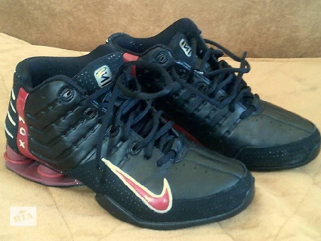 купить бу Черные кроссовки Nike разм. 40 в Нетешине