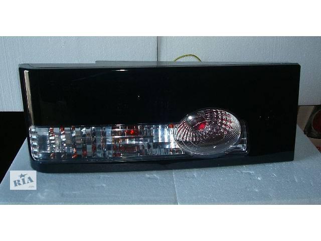 бу Черные задние фонари на ВАЗ 2109 аналог Освара в Запорожье