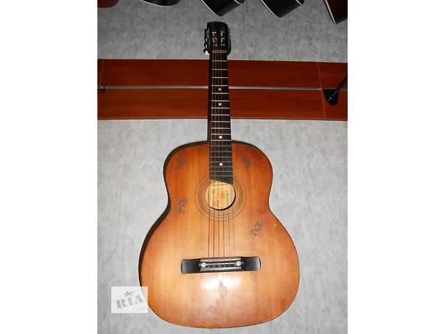 купить бу ( 1254 )  Черниговская Гитара Супер Экономный вариант в Чернигове