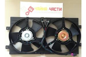 Новые Вентиляторы осн радиатора Chery Kimo