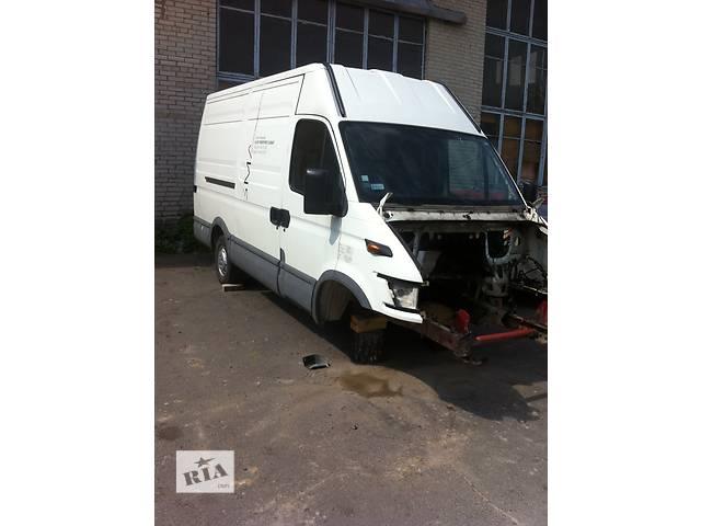 продам  Четверть автомобиля для грузовика Iveco Daily бу в Луцке