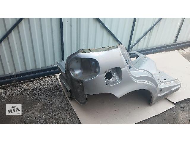 продам  Четверть автомобиля для легкового авто Daewoo Matiz бу в Тернополе