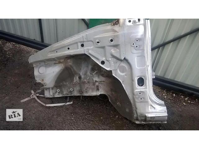 купить бу Четверть автомобиля для легкового авто Mitsubishi Space Star в Тернополе