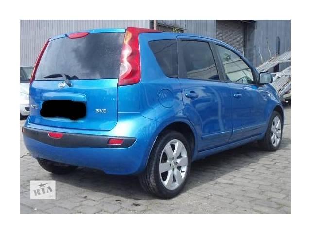 продам  Четверть автомобиля для Nissan Note бу в Львове