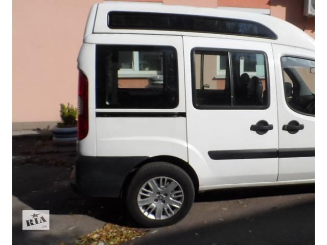 Четверть автомобиля Фиат Фіат Добло Fiat Doblо 1.9 Multijet- объявление о продаже  в Ровно