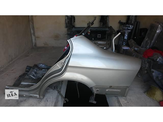 продам Четверть автомобиля левая задняя для легкового авто Chevrolet Evanda бу в Тернополе