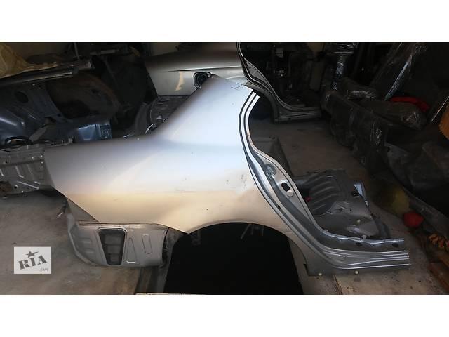 продам  Четверть автомобиля задняя правая для легкового авто Mitsubishi Lancer 9 бу в Тернополе