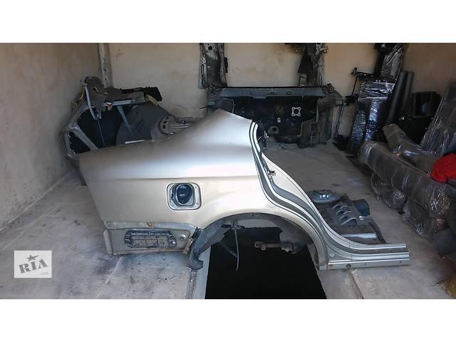 купить бу Четверть правая задняя автомобиля для легкового авто Chevrolet Evanda в Тернополе