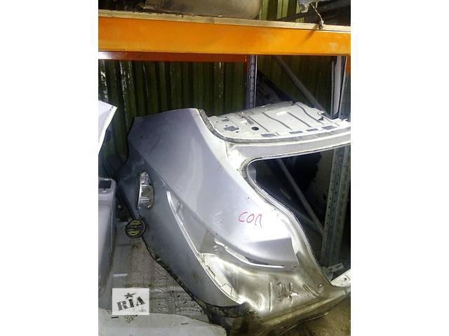 купить бу четверть  Hyundai Accent Solaris задняя правая/левая седан/хетчбэк 2011 2012 2013 2014 2015 в Харькове