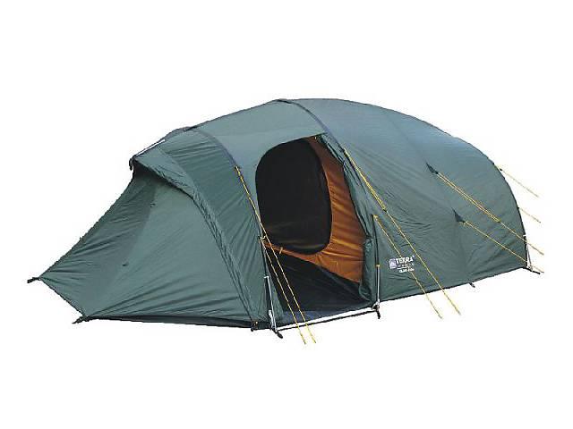 бу Четырехместная палатка Terra Incognita Bravo 4 в Одессе