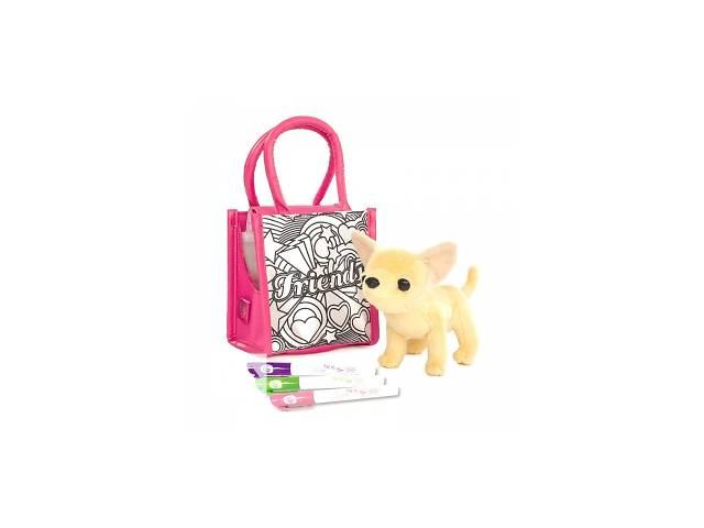 Chi Chi LOVE Чихуахуа с сумкой для раскрашивания (детские игрушки)- объявление о продаже  в Симферополе
