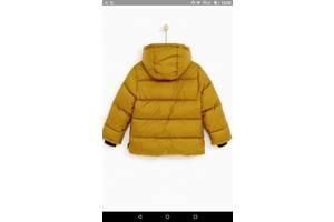 Нові Дитячі зимові куртки Zara