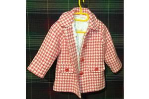 б/у Детское пальто Handmade