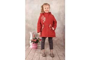Новые Детские демисезонные куртки Модный карапуз