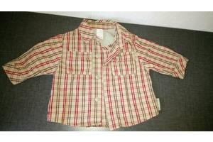 б/у Детские рубашки Adams