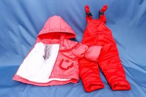 Новые Детские демисезонные куртки