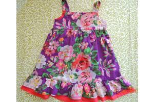 б/у Детские летние платья Next