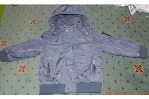 б/у Дитячі осінні куртки