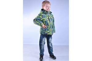 Нові Дитячі демісезонні куртки Kiko