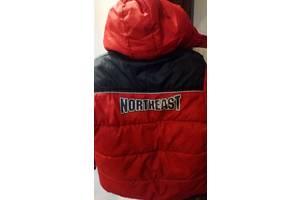 б/у Дитячі зимові куртки