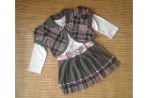 б/у Детские нарядные платья