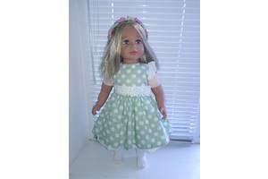 б/в Детские нарядные платья M&Co