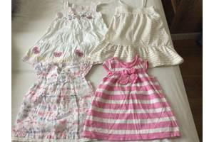 б/у Дитячі літні плаття GAP