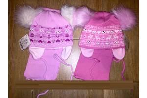 Шапочки, шарфики для дітей