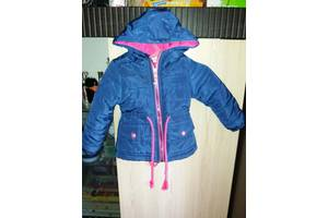 б/у Детские осенние куртки