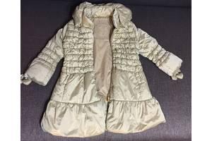 б/у Детское пальто