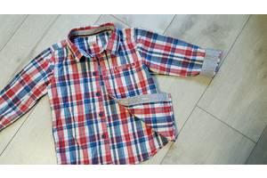 Новые Детские рубашки H&M